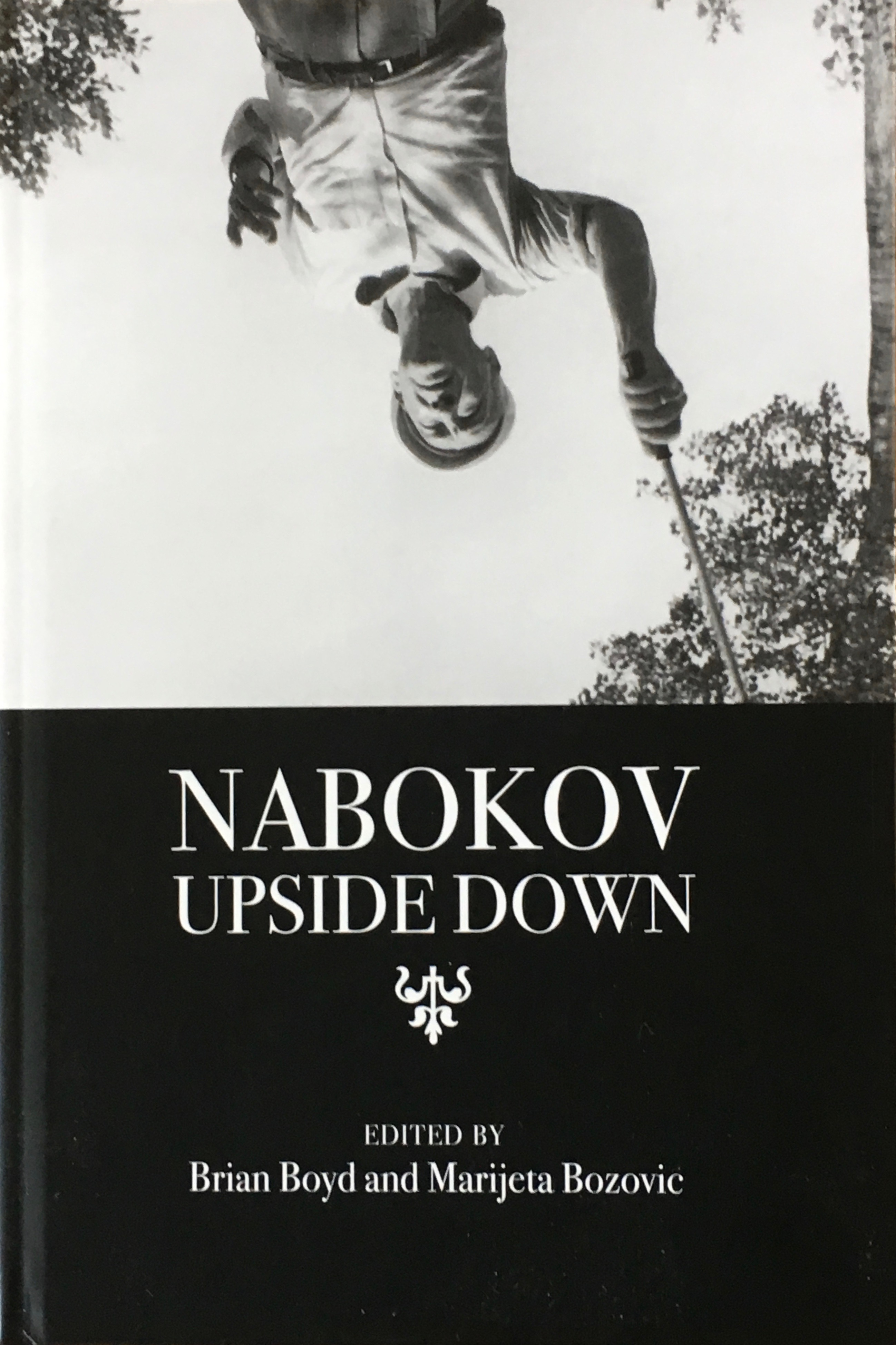 Nabokov Upside Down Cover