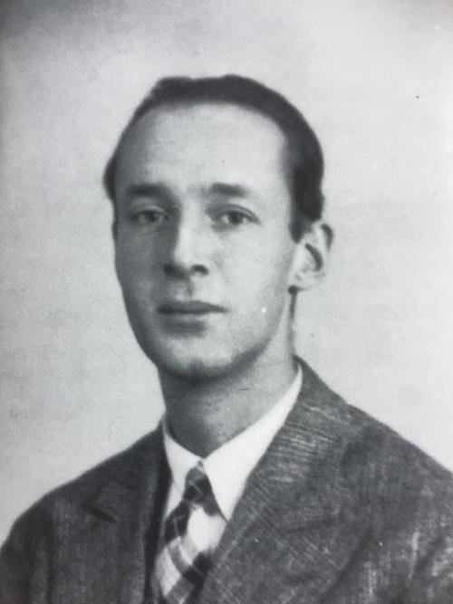 VN at age 30. After the publication of The Defence in 1929 he is now recognized as the young star of Russian émigré literature. © The Vladimir Nabokov Literary Foundation.